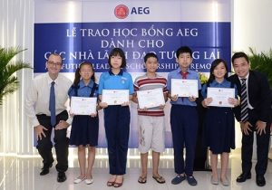 AEG future leaders