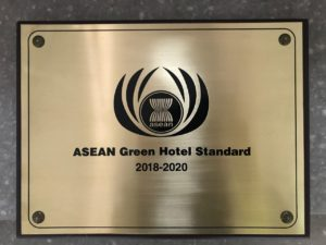 ASEAN Green hotel